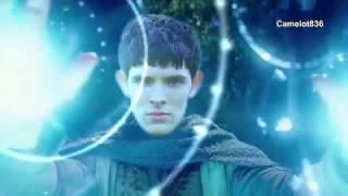 Merlin the Court Sorcerer - FULL MAGIC FIGHT (Golden Age AU)