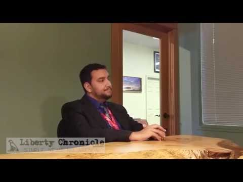 Joshua Trumbull WA Attorney General Candidate Interview: LCI Exclusive Part 1