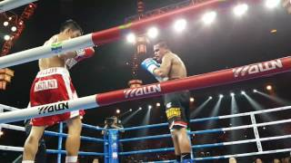 Jerwin Ancajas vs Jose Alfredo Rodriguez