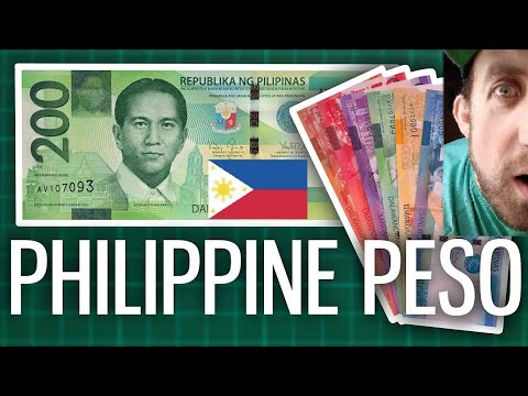 Foreigner AMAZED at the $2 Bill of the East - Philippine Peso (REACTION)