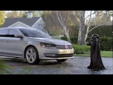 Super Bowl XLV - Darth Vader in Volkswagen TV Spot
