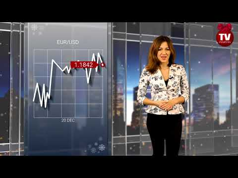 EUR trading higher versus USD   (20.12.2017)