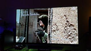 Metal Gear Solid 4  Solid Performance from PSNow on OLED 4K TV #PSNow  #SONY  #HideoKojima