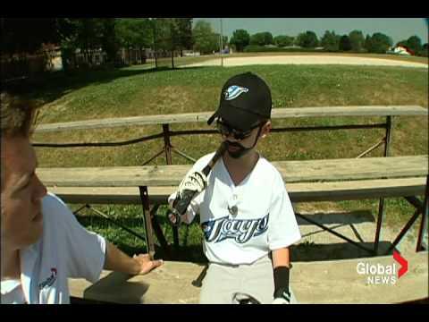Vlog: Little Jose Bautista's exclusive interview