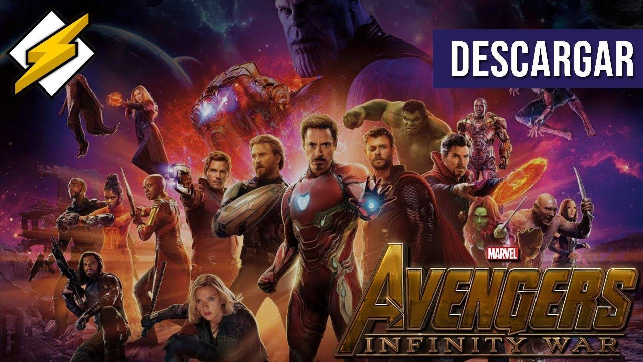 Descargar avengers infinity war espa ol latino - Descargar infinity war ...