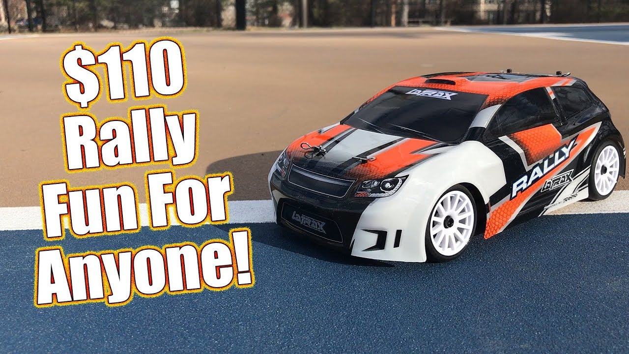 Radio Control Toy Hobby Car For Kids Adults Latrax Rally By