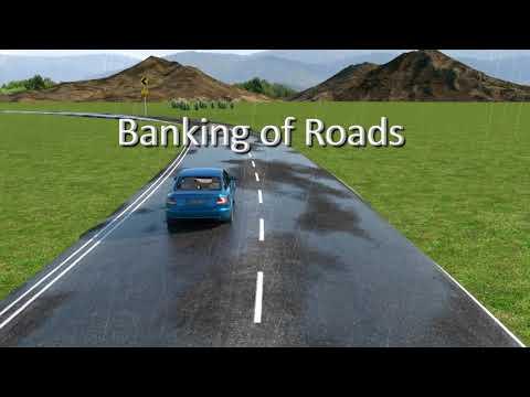 Banking of Roads I