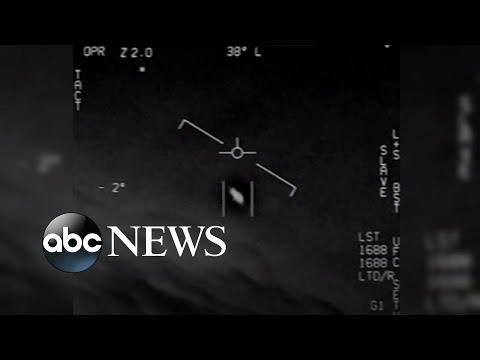 Pilots report encounters with high-flying objects