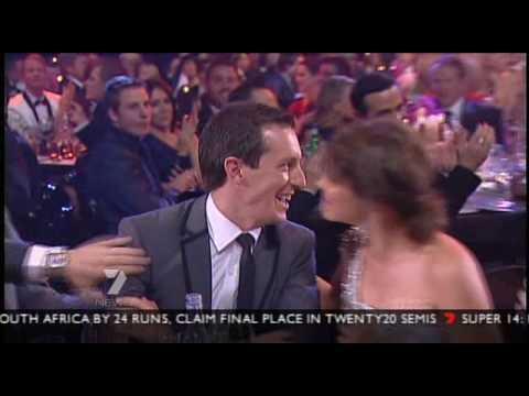 Rove McManus marries Tasma Walton in secret ceremony
