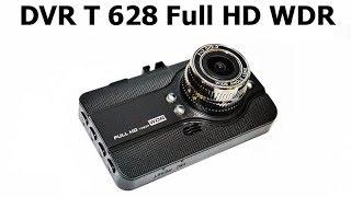 DVR T628. Обзор достойного представителя своей ценовой категории!