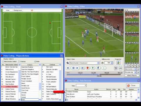 ESpor - EAnalyze Soccer Video Coding