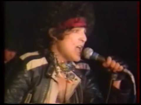 "Alan Vega - ""Shalala"" Live Performance & Interview (French TV, 1986)"