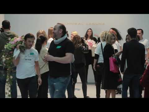 Backstage of Premium World Wedding by Araik Galstyan in Madrid, 19-20 April, 2016