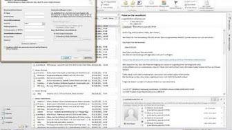 Outlook 2010 Emailkonto für T-online einrichten