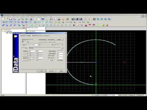 IData Scaled Rotate Tutorial | HMI Software Development Toolkit | ENSCO Avionics
