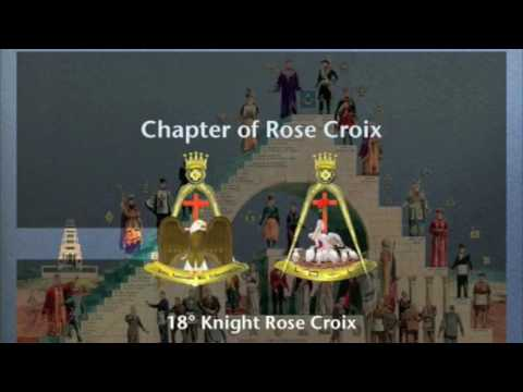Degrees of Freemasonry Part 2   Ancient and Accepted Scottish Rite SD