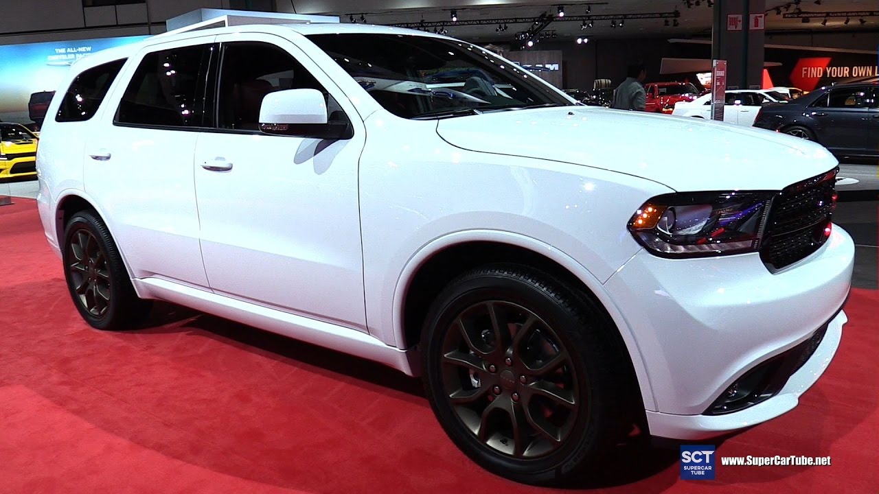 Awesome 2017 Dodge Durango R/T AWD   Exterior And Interior Walkaround   2016 LA  Auto Show   YouTube