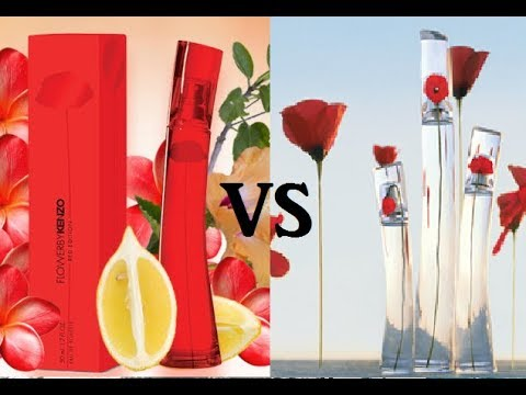 Edition Red Flower By Perfume Kenzo Vs sdQrCxth