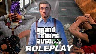 Me secuestran en mi 1er día  - GTA ROLEPLAY (Forasteros RP)
