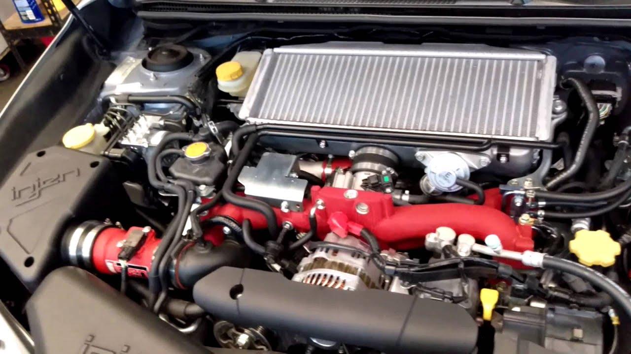 2016 wrx sti air intake vacuum leaks boost control