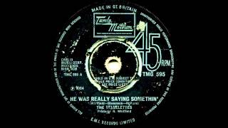The Velvelettes - He was really saying something (1964)