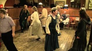 Eulenspiels Historische Tanztaverne mit den Spielleuten von Musici Hilari 2012: Kemp