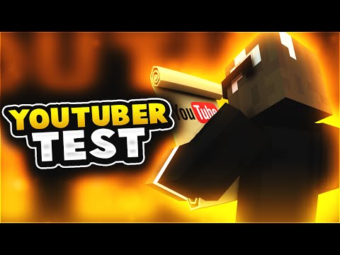 MINECRAFT YOUTUBER TEST!! ( How Well Do You Know the Minecraft Community? )