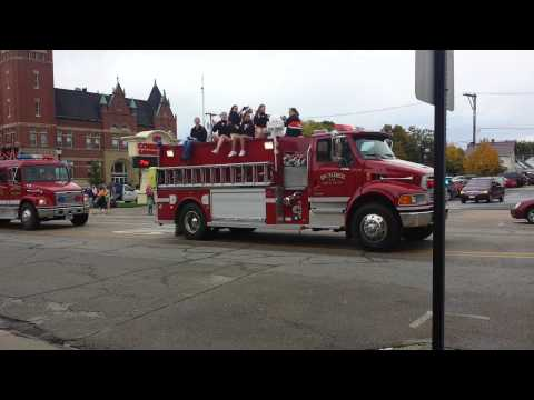 West Delaware Homecoming Parade