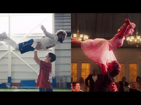 Hilarious Giants 'Dirty Dancing' Ad Among Top Super Bowl Commercials