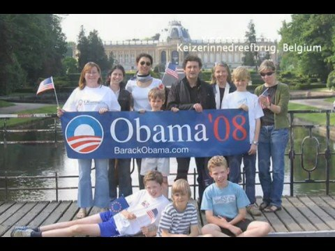 (The Obama Song) World of Friends: Bridges for Obama - One