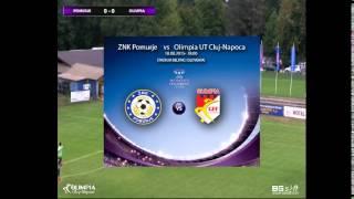 Olimpia Cluj - ZNK Pomurje