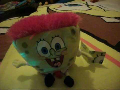 Spongebob Do the Sponge? Music Video (toy version)