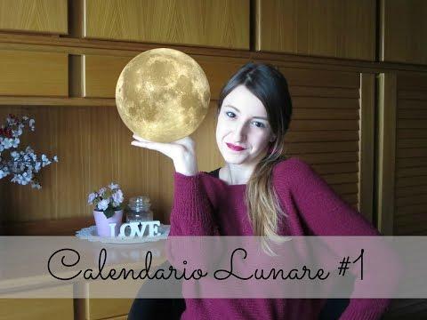 Taglio Capelli ♥ Calendario Lunare ♥ Febbraio