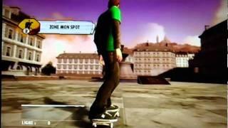 Test de Skate It sur wii / En francais /