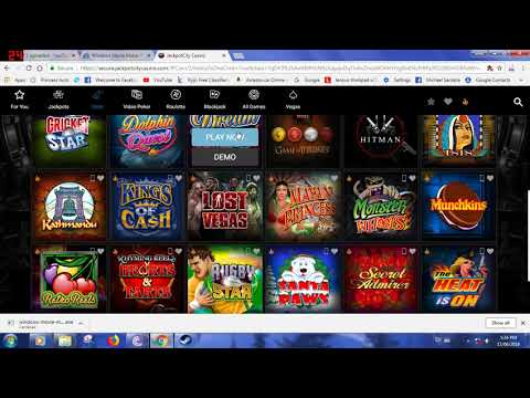Jackpot City Gameplay/tips For Online Gambling