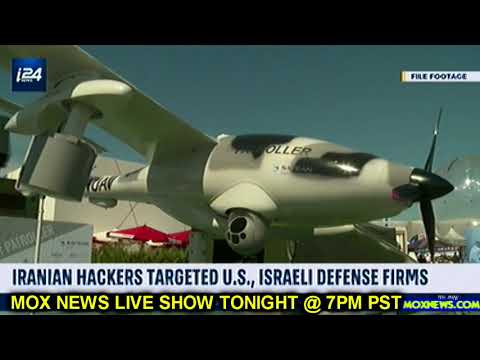 """Iranian Hackers """"APPARENTLY"""" Successfully Targeted US And Israeli Defense Technology Companies!!!"""