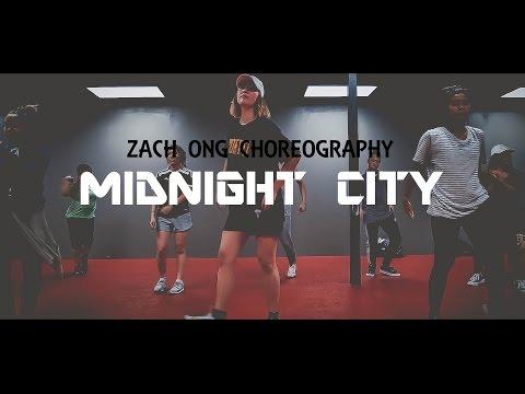 Midnight City - M83 // Zach Ong Choreography