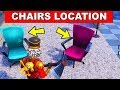 Destroy Wooden Chairs Location Week 4 Challenges Fortnite