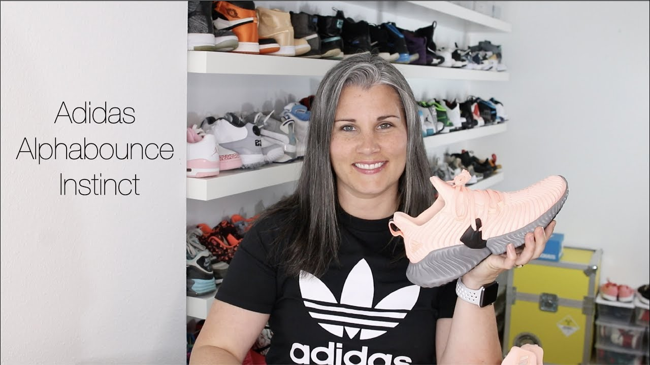 9c7688870 Adidas Alphabounce Instinct - YouTube
