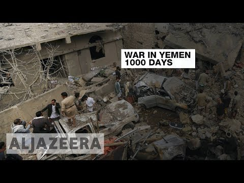 Yemen conflict marks 1,000 days with no signs of abating