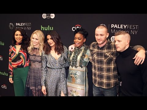 """The Cast of """"Quantico"""" at PaleyFest NY Behind The Velvet Rope with Arthur Kade"""