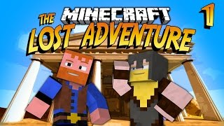 Minecraft ★ THE LOST ADVENTURE - Dumb & Dumber