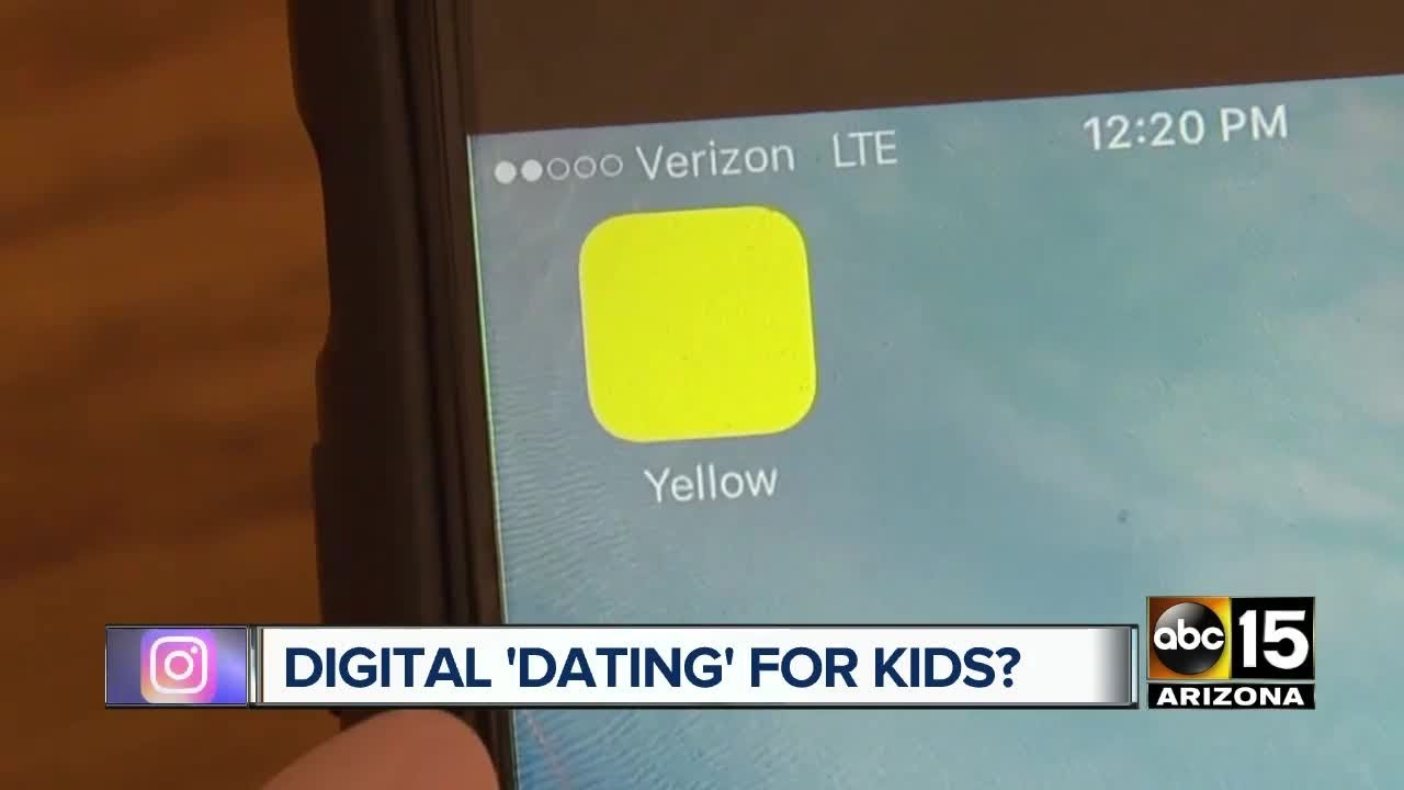 Dating apps below age 12
