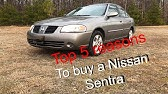 There are 2 Fuse Box Locations in Nissan Sentra 2000-2006
