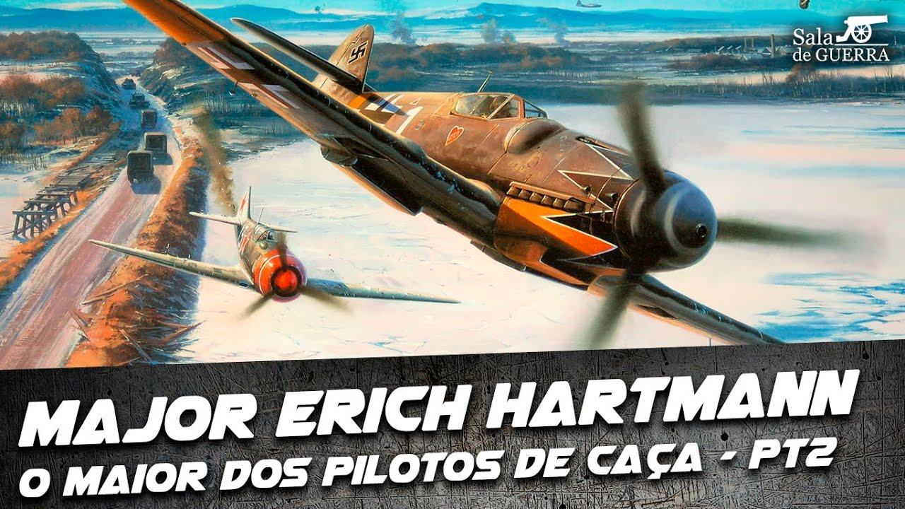 Erich Hartmann: Ás dos Ases da Luftwaffe - Parte 2 - DOC #60