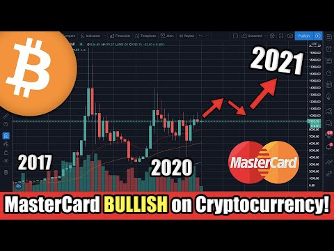BREAKING: MasterCard May Have Just Triggered the Largest Cryptocurrency Bull Market in History