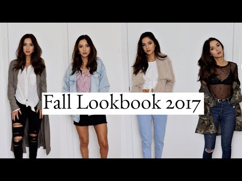 FALL LOOKBOOK   Fall Outfit Ideas/Trends   Chelsea Trevor