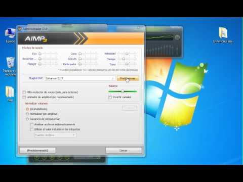Aimp 3 + Enhancer 0.17