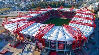 Karaiskakis Stadium Olympiacos Fc Youtube