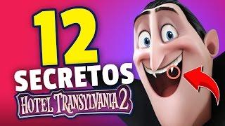 Hotel Transylvania 2 : CURIOSIDADES y Datos de la pelicula (en español 2015)